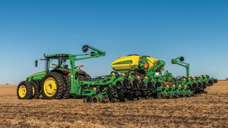 El maíz, con tendencia firme y buenas perspectivas a futuro